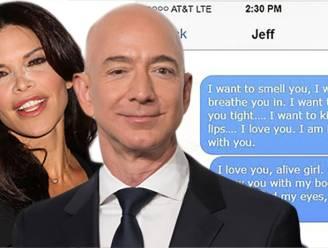 Berichtjes van Jeff Bezos naar zijn maîtresse gelekt, en het internet lacht met hoe slecht hij flirt