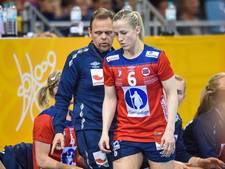 Noorse handbalcoach: Ik denk dat de kansen fiftyfifty zijn