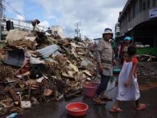Nog altijd getroffen plekken op Filipijnen zonder hulp