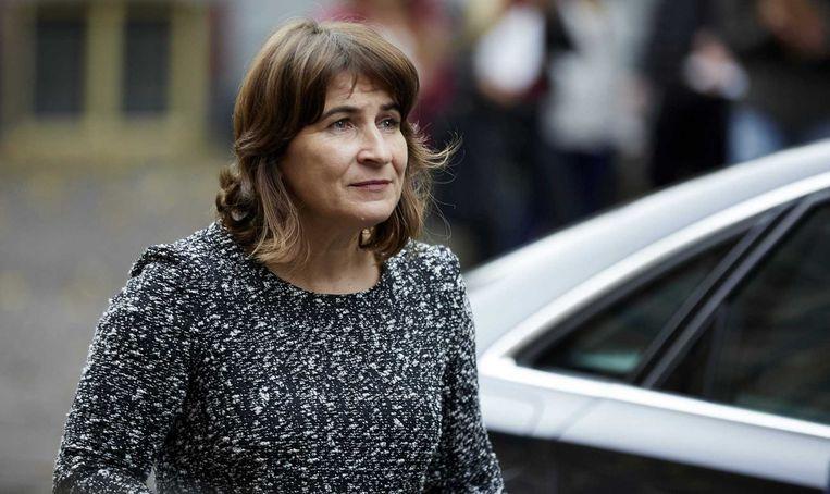 Minister Lilianne Ploumen voor Buitenlandse Handel en Ontwikkelingssamenwerking. Beeld anp