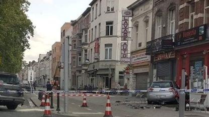 Bestuurder rijdt in op terras in Brussel: 3-jarig kind gewond