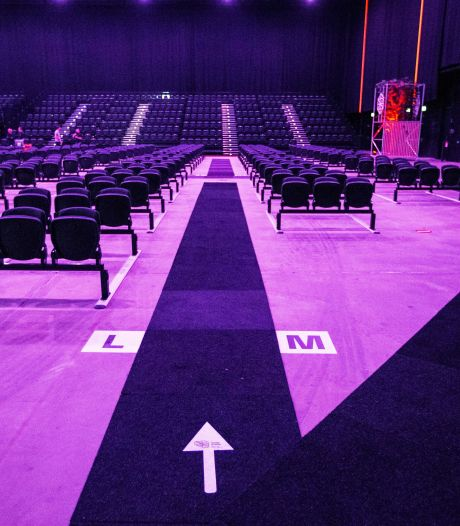 Geen uitzondering, maximaal 30 bezoekers in theaters en bioscopen in regio Den Bosch en Oss