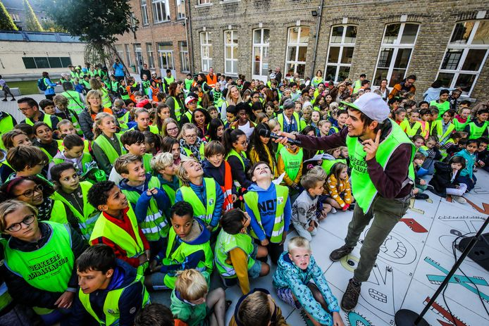 Brugge verkeersambassadeurs