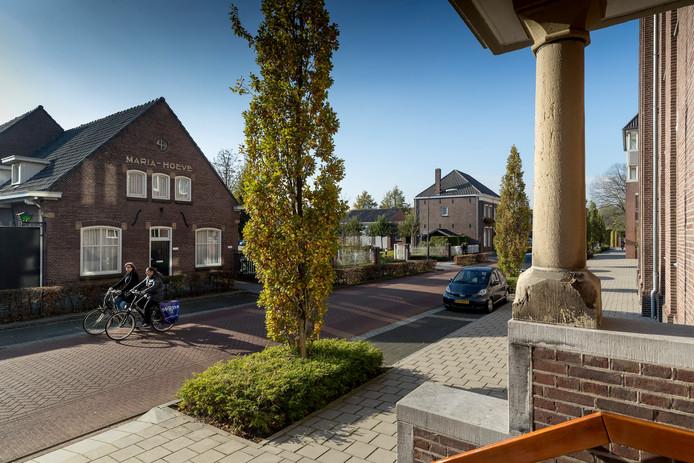 De historische panden van de Zusters van Liefde in Schijndel aan de Pastoor van Erpstraat blijven behouden.