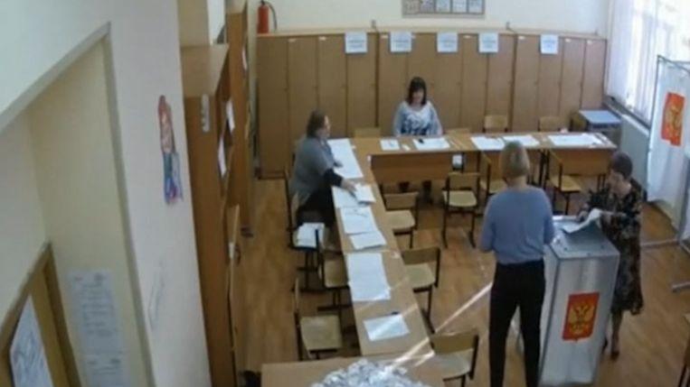 Gesjoemel tijdens de Russische presidentsverkiezingen?