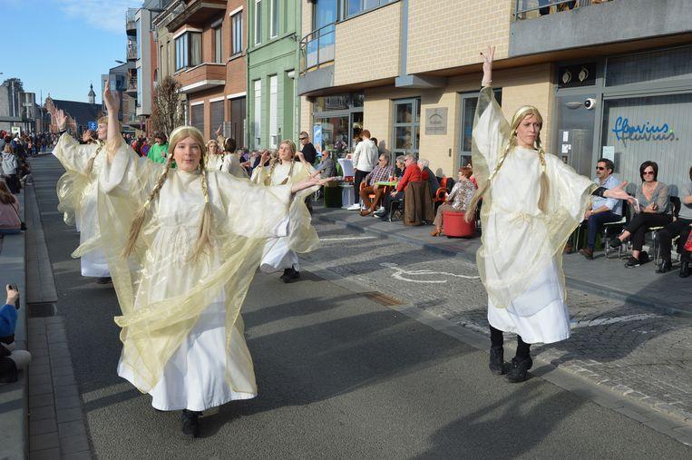 De Keltische priesteressen