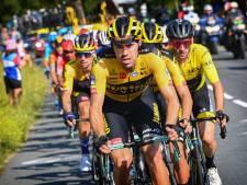 Zadelpijn speelde Dumoulin parten tijdens de Tour: 'Ik ben maar op kop gaan rammen'