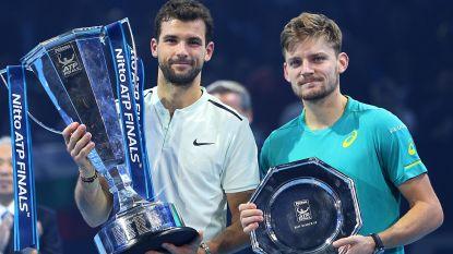 Dit was het tennisjaar 2017: de ontbolstering van Goffin, de knalprestaties van ons Fed Cup- en Davis Cup-team, én de wederopstanding van twee legendes