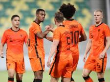 Jong Oranje plaatst zich na 'mooie teamprestatie' voor EK