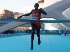 Kamworor blijft absolute koning halve marathon