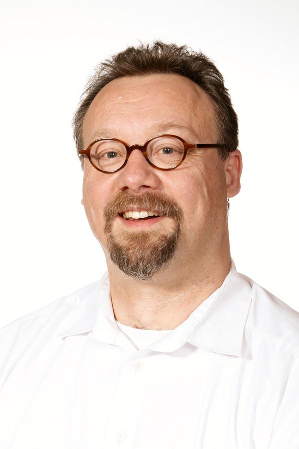Raadslid Mark van den Hout.