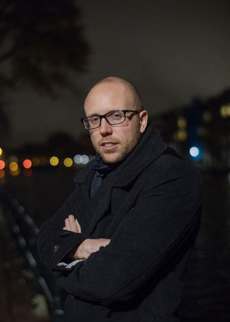 Matthijs Rooduijn Beeld Marc Driessen
