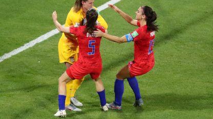 Football Talk. VS-vrouwen eerste finalist op WK - Ghana en Mali door als groepswinnaar op Africa Cup