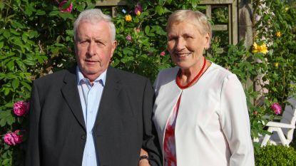 Fin en Theo zijn 50 jaar getrouwd