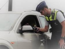 Onder invloed van drank én drugs: beginnende chauffeur is al meteen rijbewijs kwijt