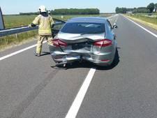 Gewonden bij ongeval in IJzendijke