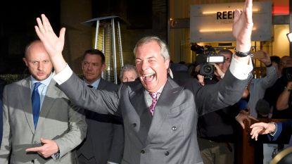 """""""Leave-kamp beging tijdens brexitcampagne verschillende inbreuken op kieswetgeving"""""""