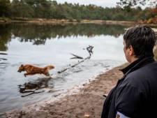 Jachthondenproef op de grens van Waalre en Valkenswaard