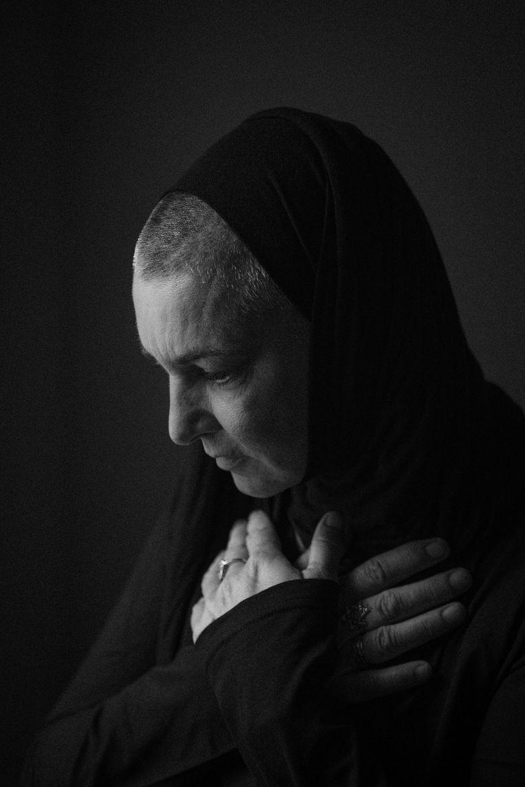 Sinéad O'Connor Beeld Donal Moloney