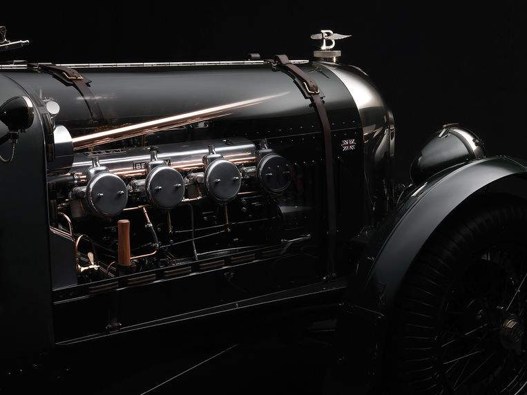 Bentley Special Le Mans.