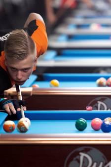 Geen kroegpraat tijdens EK Pool in Veldhoven