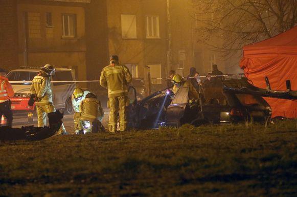 Het ongeval eiste twee doden.