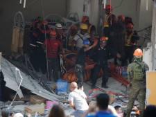 Zeker elf doden na aardbeving Filipijnen: dak vliegveld ingestort