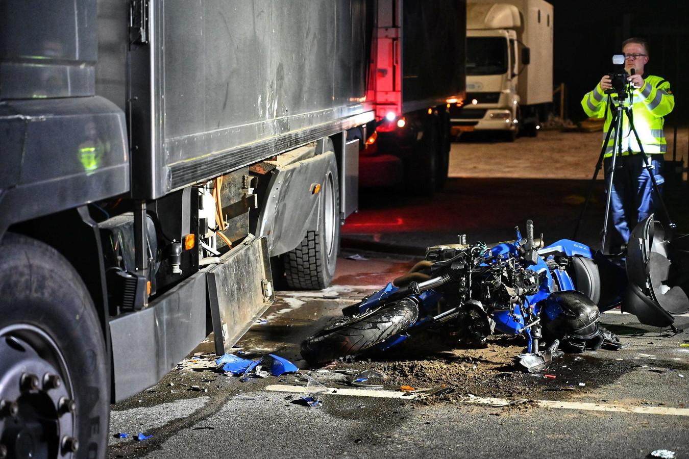 Bij een dodelijk ongeval in Wernhout, jongstleden maart, kwamen twee Polen om het leven.