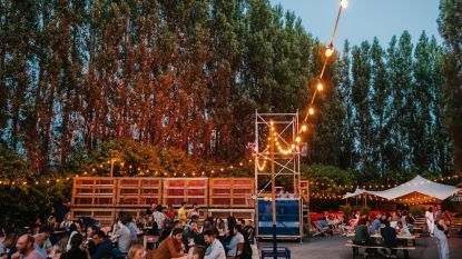 Nieuwe zomerbar en nightlife hotspot: de Glasfabriek aan de Koopvaardijlaan