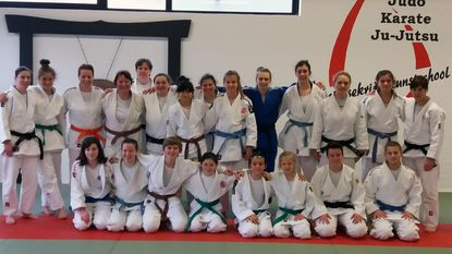 Project 'Judo for Ladies Only' is goed gestart