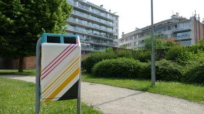 Jonge Leuvenaars kleuren met 'Trashtag' het straatbeeld
