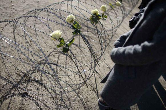 Eerder deze week werd de eerste verjaardag van het incident herdacht in de Spaanse enclave Ceuta.