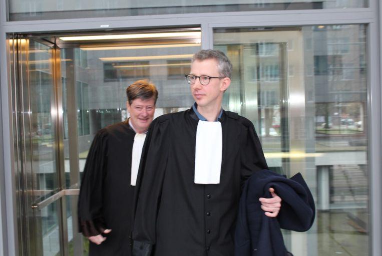De advocaten van Optima-oprichter Jeroen en zoon Ruben  Piqueur onthouden zich van elk commentaar.