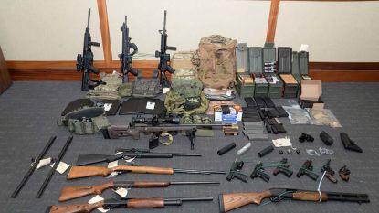 """""""Ik droom ervan bijna iedereen op aarde te vermoorden"""": Amerikaanse kustwachter plande grootschalige aanslag in de stijl van Breivik"""