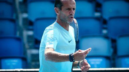 De voormalige mentor en coach van Henin is terug. En hij verklaart zijn twijfel bij comeback Clijsters