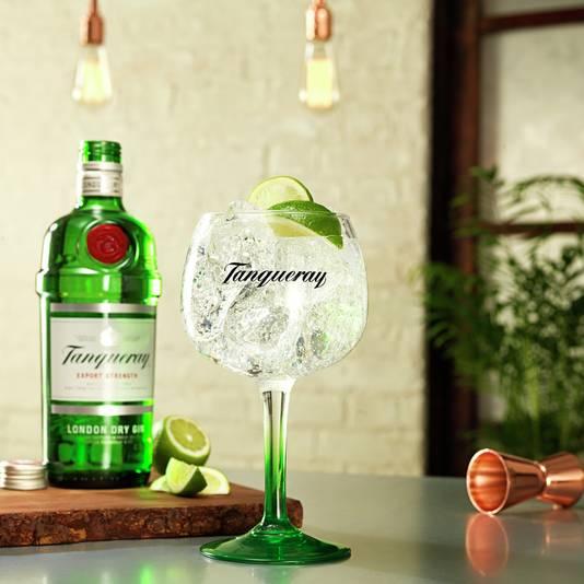 Tanqueray Gin - Prix conseillé: 21,50 euros.
