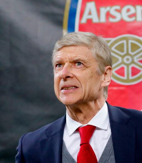 Arsène Wenger stopt na 22 jaar bij Arsenal