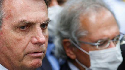Braziliaanse minister waarschuwt voor ineenstorting economie