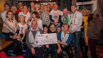 Artiestenparade levert 2.100 euro op voor Rode Neuzen Dag