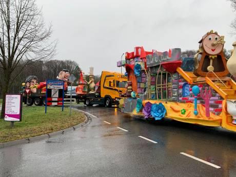 Carnavalsoptocht Oldenzaal afgelast vanwege slecht weer