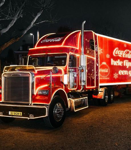 Coca Cola-kersttruck komt naar Etten-Leur en Breda