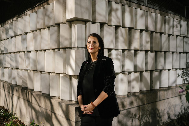Minister van Klimaat Zakia Khattabi.