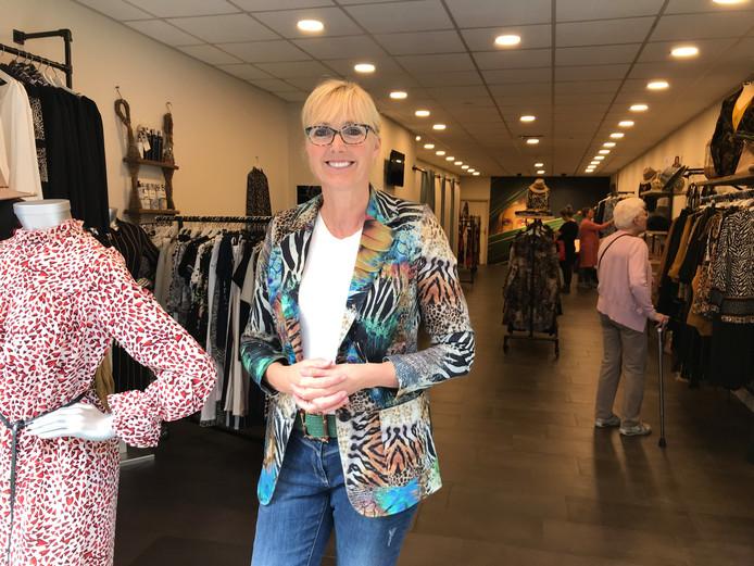 Karin Reuselink, onderneemster in Winterswijk, is naar de Misterstraat verhuisd.