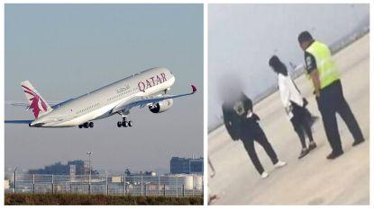 Vliegtuig naar Bali moet noodlanding maken nadat vrouw ontdekt dat man haar bedriegt