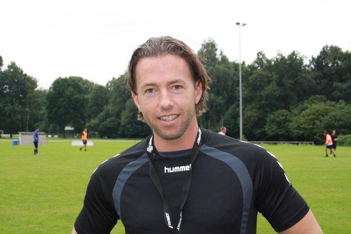 Joost ter Stege, trainer van De Gazelle.