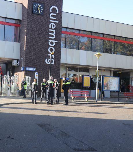 Station Culemborg weer open na aanrijding en urenlange stremming