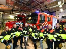 Brandweer Maurik écht één grote familie
