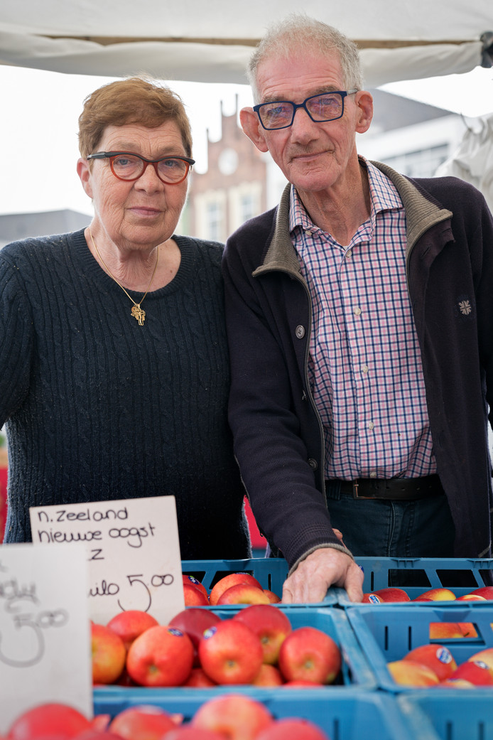 Jeannette en Sjaak van der Loo.