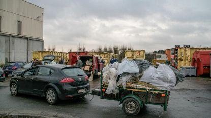 Nieuwe tarieven in recyclageparken MIWA vanaf januari: houtafval en alle groenafval voortaan betalend, grofvuil duurder