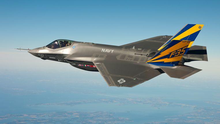 Joint Strike Fighter. Beeld AP